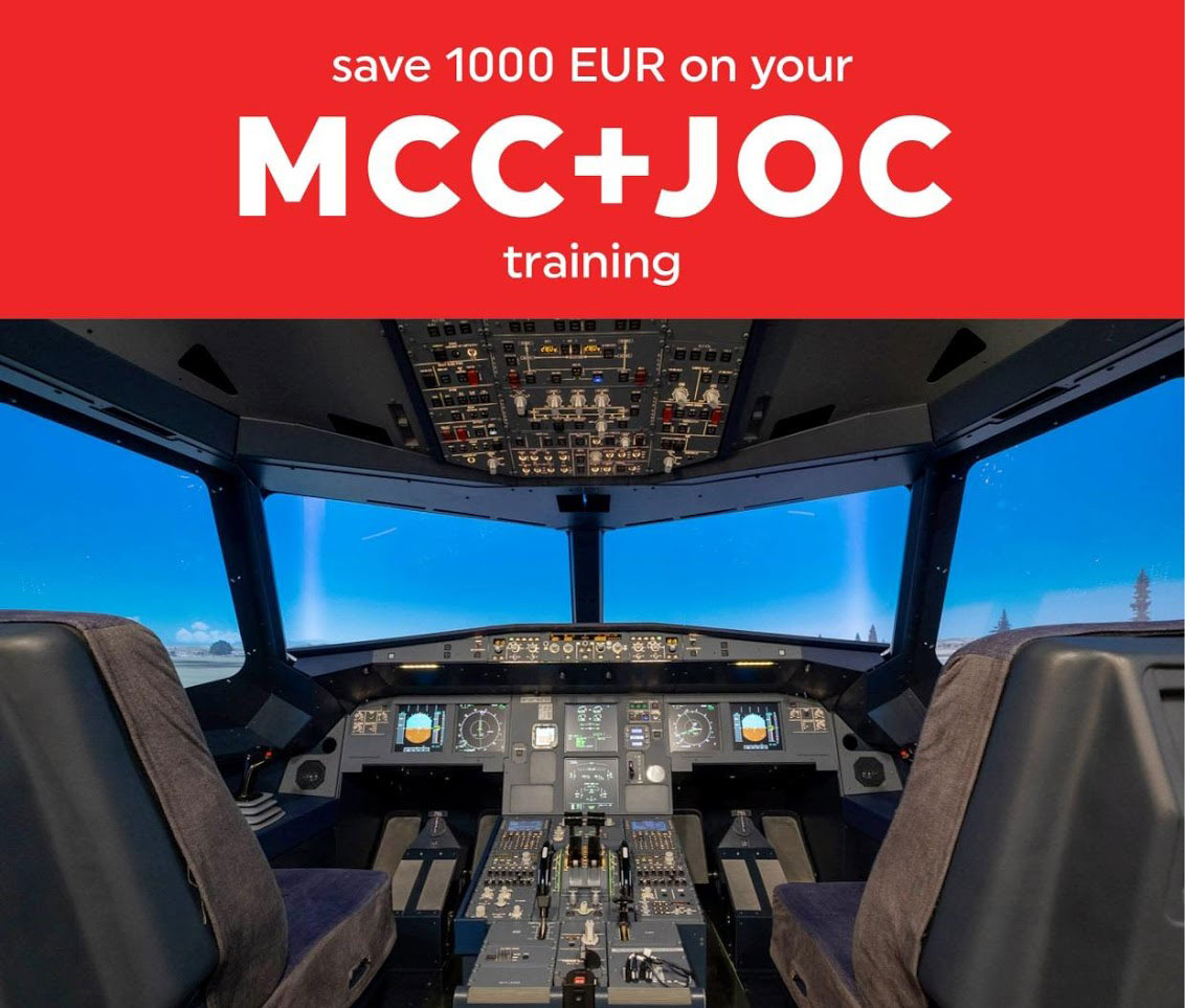 Special Offer On MCC + JOC TRAINING.